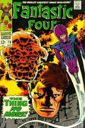 Fantastic Four (1961 1st Series) 78