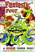 Fantastic Four (1961 1st Series) 88