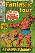Fantastic Four (1961 1st Series) 107