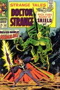 Strange Tales (1951-1976 1st Series) 162