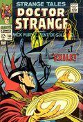 Strange Tales (1951-1976 1st Series) 168