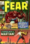 Fear (1970 Marvel) 4