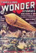 Thrilling Wonder Stories (1936-1955 Beacon/Better/Standard) Pulp Vol. 8 #3