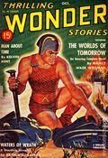 Thrilling Wonder Stories (1936-1955 Beacon/Better/Standard) Pulp Vol. 18 #1