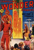 Thrilling Wonder Stories (1936-1955 Beacon/Better/Standard) Pulp Vol. 17 #3