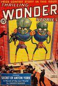 Thrilling Wonder Stories (1936-1955 Beacon/Better/Standard) Pulp Vol. 17 #2