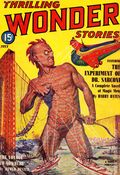 Thrilling Wonder Stories (1936-1955 Beacon/Better/Standard) Pulp Vol. 17 #1