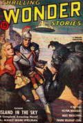 Thrilling Wonder Stories (1936-1955 Beacon/Better/Standard) Pulp Vol. 21 #1
