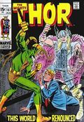 Thor (1962-1996 1st Series Journey Into Mystery) 167
