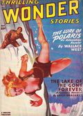 Thrilling Wonder Stories (1936-1955 Beacon/Better/Standard) Pulp Vol. 35 #1