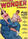Thrilling Wonder Stories (1936-1955 Beacon/Better/Standard) Pulp Vol. 34 #3
