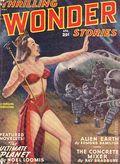 Thrilling Wonder Stories (1936-1955 Beacon/Better/Standard) Pulp Vol. 34 #1