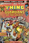 Marvel Two-in-One (1974 1st Series) 5
