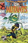 New Mutants (1983 1st Series) 60