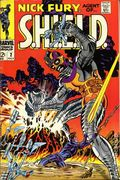 Nick Fury Agent of SHIELD (1968 1st Series) 2