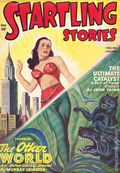 Startling Stories (1939-1955 Better Publications) Pulp Vol. 20 #2