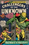 Challengers of the Unknown (1958 DC 1st Series) 50