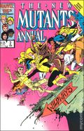 New Mutants (1983 1st Series) Annual 2