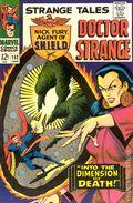 Strange Tales (1951-1976 1st Series) 152