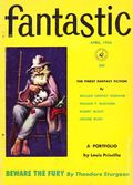 Fantastic (1952-1980 Ziff-Davis/Ultimate) [Fantastic Science Fiction/Fantastic Stories of Imagination] Vol. 3 #2