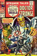 Strange Tales (1951-1976 1st Series) 161