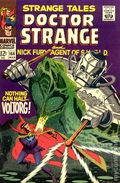 Strange Tales (1951-1976 1st Series) 166