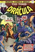Tomb of Dracula (1972 1st Series) 25