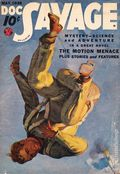 Doc Savage (1933-1949 Street & Smith) Pulp May 1938