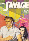 Doc Savage (1933-1949 Street & Smith) Pulp Nov 1940