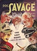 Doc Savage (1933-1949 Street & Smith) Pulp Dec 1944