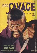Doc Savage (1933-1949 Street & Smith) Pulp Oct 1944