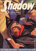 Shadow (1931-1949 Street & Smith) Pulp May 15 1939