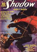 Shadow (1931-1949 Street & Smith) Pulp Apr 1 1937