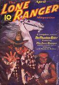 Lone Ranger Magazine (1937 Trojan) Pulp Vol. 1 #1
