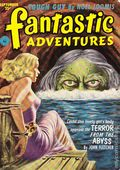 Fantastic Adventures (1939-1953 Ziff-Davis Publishing) Pulp Sep 1952