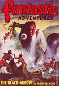 Fantastic Adventures (1939-1953 Ziff-Davis Publishing) Pulp Jun 1948