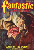 Fantastic Adventures (1939-1953 Ziff-Davis Publishing ) Vol. 10 #2