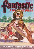 Fantastic Adventures (1939-1953 Ziff-Davis Publishing) Pulp Dec 1947