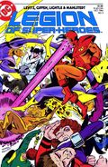 Legion of Super-Heroes (1984 3rd Series) 3