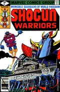 Shogun Warriors (1979) 8