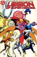 Legion of Super-Heroes (1984 3rd Series) 41