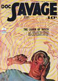 Doc Savage (1933-1949 Street & Smith) Pulp Oct 1942
