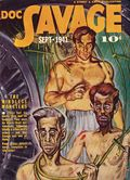 Doc Savage (1933-1949 Street & Smith) Pulp Sep 1941