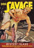 Doc Savage (1933-1949 Street & Smith) Pulp Aug 1941