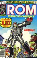 Rom (1979-1986 Marvel) 1