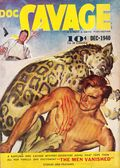 Doc Savage (1933-1949 Street & Smith) Pulp Dec 1940