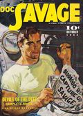 Doc Savage (1933-1949 Street & Smith) Pulp Oct 1940