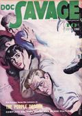 Doc Savage (1933-1949 Street & Smith) Pulp Sep 1940