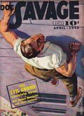 Doc Savage (1933-1949 Street & Smith) Pulp Apr 1940