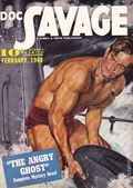 Doc Savage (1933-1949 Street & Smith) Pulp Feb 1940